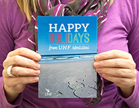 2013 UNF Holiday Card