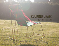 Rocking Chair for Mecedorama