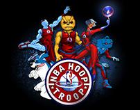 NBA HOOP TROOP ANIMATED COMIC TRAILER