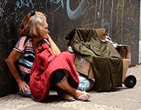 O silêncio das rua/Street Silence (São Paulo - Brasil)