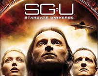 Stargate Universe DVD/Blu-Ray Exploration & Packaging