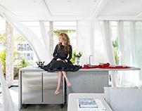 Carol Bueno - Harper's Bazaar