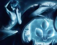 Desktopography 2014: Deep Sea Light