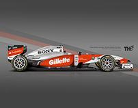2015 Formula 1 Livery Concepts