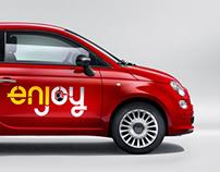 Enjoy Eni | Logo animation