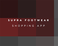 SUPRA Footwear APP