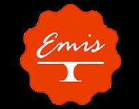 Emis Cakes & Occassions Branding