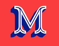 Magnifique – Typeface