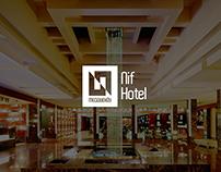 Nif Hotel Kurumsal Kimlik