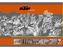 """KTM """"Shape"""" 2014"""