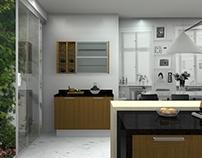 Kitchen Design w/ a Center Island