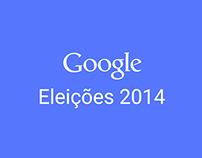 Google Eleições 2014