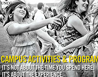 Campus Activities & Programs Marketing