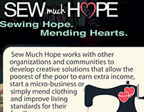 Sew Much Hope Banner