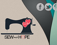 Sew Much Hope Business Cards