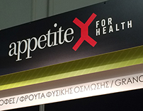 APPETITE FOR HEALTH Stand 2015
