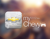 Chevrolet - After sale service Application