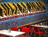 NOMINACIÓN LÁPIZ DE ACERO 2014. ESPACIOS INTERIORES