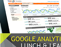 Google Lunch Flyer