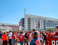 Levi's® Stadium Home of the San Francisco 49ers