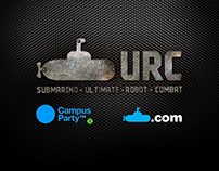 Campanha Digital U.R.C Submarino / Campus Party 2014.