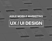 Agile Mobile Marketing - UX/UI