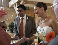 Aplesh weds Caroline