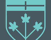 Icon set for Provincial Association NGO