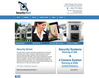 Security Direct Web Design