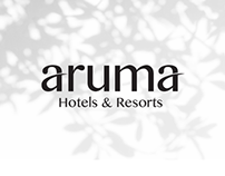 Branding for Aruma Hotels & Resorts