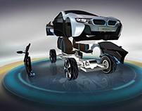BMW i8 Presentation