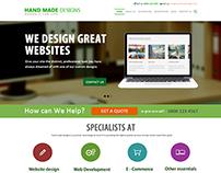 Web design Works