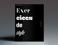 Raymond Queneaus - Stilübungen