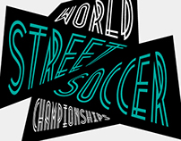 World Street Soccer Championships | Identity Concepts