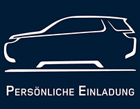LAYOUT: Discovery Sport Prelaunch-Einladung