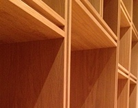 Wall to Wall Storage Unit