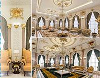 Classic Majlis Interior