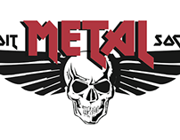 DIT Metal Society Branding