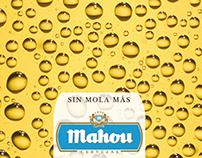 Mahou · Sin mola mas