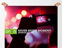 Onan - Power Bank Advertising