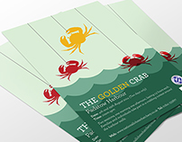 The Golden Crab - The National Lobster Hatchery