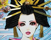 OIRAN --- Princess Sakuramai