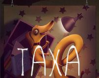 """Dachshund """"TAXA"""""""