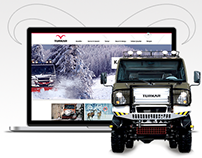 Turkar 4x4 Vehicle Web Site