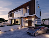 ID: Residential Architectural Design & 3D Visualise