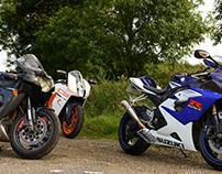 Various bike shoot.