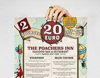 The Poachers Inn - Autumn / Winter