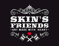 Skin's Friends Book
