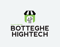"""Botteghe Hightech"" Logo + Manifesto"