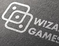 Wizard games logotype